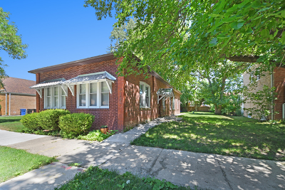 Chicago Single Family Home New: 9559 South Charles Street