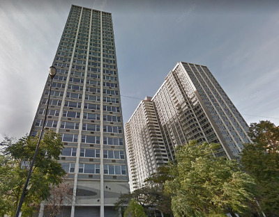 Chicago Rental New: 4250 North Marine Drive #613