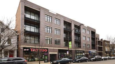 Chicago Rental New: 2127 West Belmont Avenue #4W