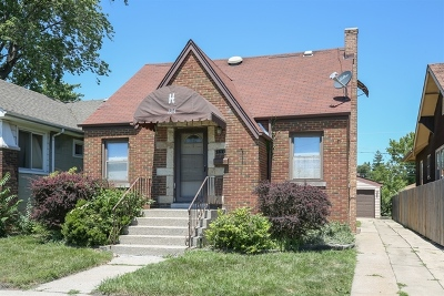 Cook County Single Family Home New: 134 Waltham Street
