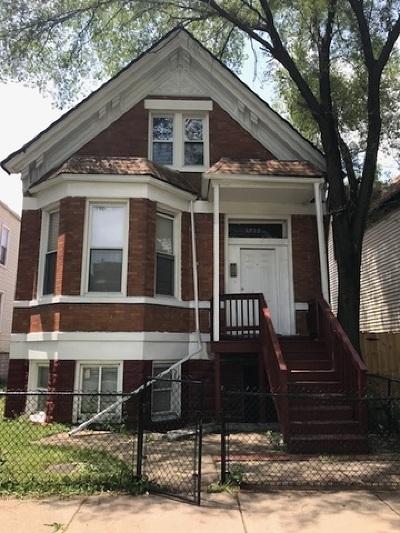 Chicago Single Family Home New: 5732 South Marshfield Avenue