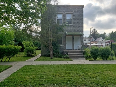 Chicago Multi Family Home New: 9238 South Woodlawn Avenue