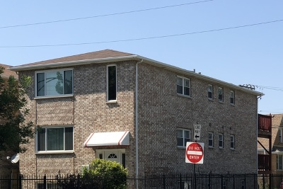 Chicago Multi Family Home New: 4700 West 47th Street