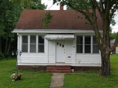 Streator IL Single Family Home New: $32,500