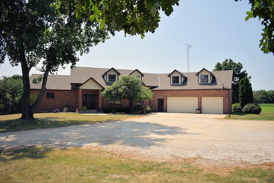 Somonauk IL Single Family Home New: $509,500