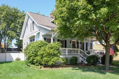 Mount Prospect IL Single Family Home New: $450,000