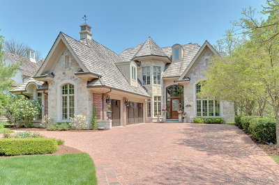 Hinsdale Single Family Home For Sale: 141 South County Line Road