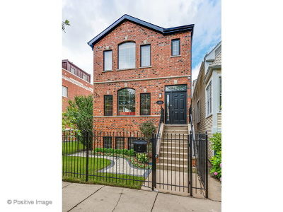 Single Family Home For Sale: 1907 West Oakdale Avenue