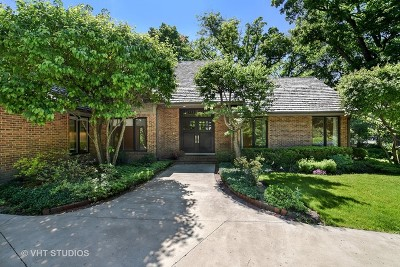 Lake Forest Single Family Home For Sale: 1330 Estate Lane East