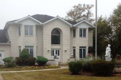 Mount Prospect Single Family Home For Sale: 314 West Rand Road