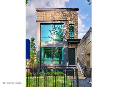 Single Family Home For Sale: 2035 North Wolcott Avenue