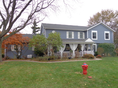 Geneva Single Family Home For Sale: 512 North Glengarry Drive