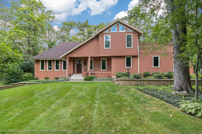 Lisle Single Family Home Price Change: 1975 Green Trails Drive