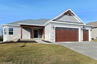 Sycamore Single Family Home For Sale: Lot 208 Hamilton Drive