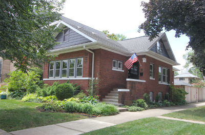 Oak Park Single Family Home For Sale: 601 South Harvey Avenue