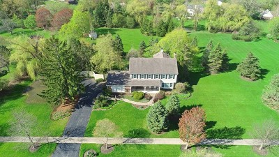 Lake Forest Single Family Home For Sale: 1680 South Ridge Road