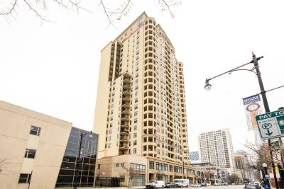 Condo/Townhouse For Sale: 1464 South Michigan Avenue #2401