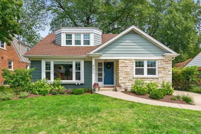 La Grange Park Single Family Home For Sale: 433 Dover Avenue