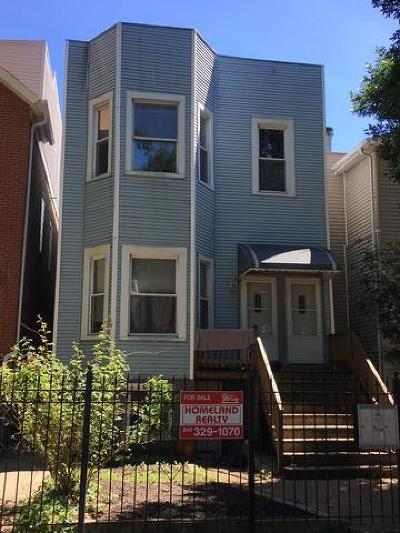 Multi Family Home For Sale: 1921 West Erie Street