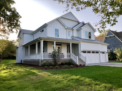 Downers Grove Single Family Home For Sale: 4720 Cumnor Road