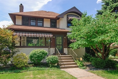 Riverside Single Family Home For Sale: 52 North Cowley Road
