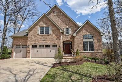 Hoffman Estates Single Family Home For Sale: 1657 Hickory Drive
