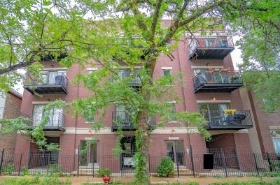 Condo/Townhouse For Sale: 524 North Hermitage Avenue #4