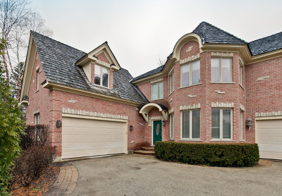 Lake Forest Condo/Townhouse For Sale: 1032 Mar Lane Drive