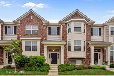Winfield Condo/Townhouse For Sale: 28w071 Woodland Drive