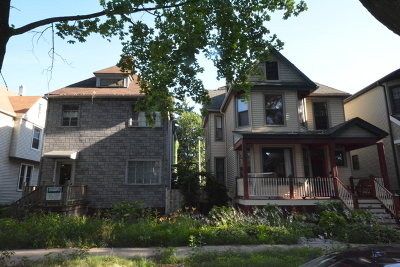 Chicago Residential Lots & Land For Sale: 1829 West Berenice Avenue
