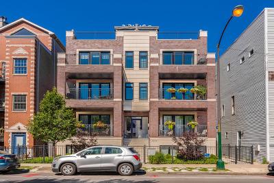 Condo/Townhouse For Sale: 3324 North Damen Avenue #3N