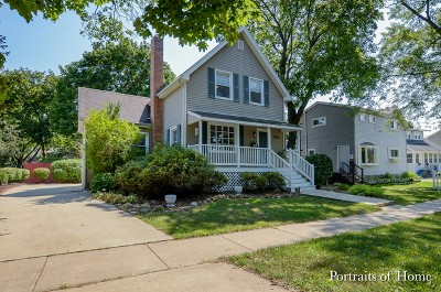 Wheaton Single Family Home For Sale: 408 Crescent Street