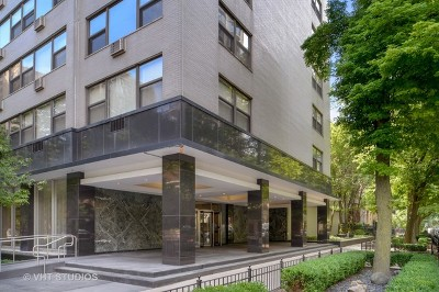 Chicago Condo/Townhouse For Sale: 1445 North State Parkway #1404