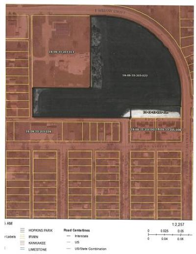 Kankakee Residential Lots & Land For Sale: Sec 33 Twp 31n, R 12e