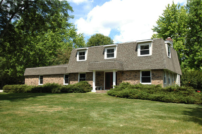 Sleepy Hollow Single Family Home For Sale: 121 Hilltop Lane