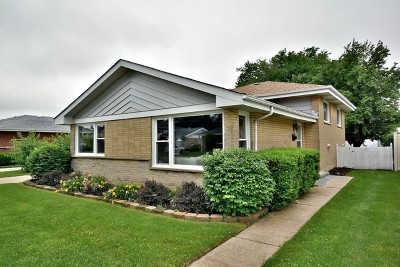 Westchester Single Family Home For Sale: 2832 Buckingham Avenue