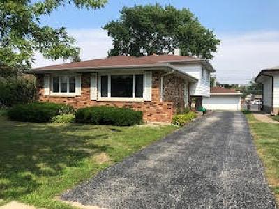 Lansing  Single Family Home For Sale: 17849 Dekker Street