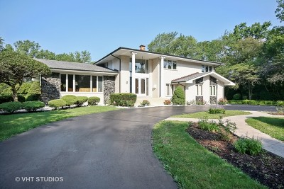 Olympia Fields Single Family Home For Sale: 69 Graymoor Lane