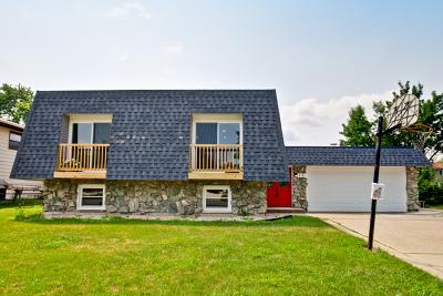 Hanover Park Single Family Home Contingent: 2111 Osage Lane