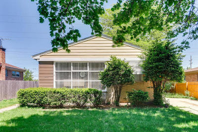 Highland Park Single Family Home Price Change: 539 Barberry Road