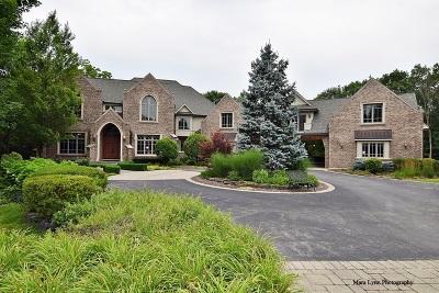 Kane County Single Family Home For Sale: 33w590 Ashley Lane