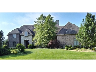 St. Charles Single Family Home For Sale: 38 W387 Clubhouse Drive
