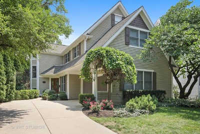 Hinsdale Single Family Home Contingent: 323 Phillippa Street