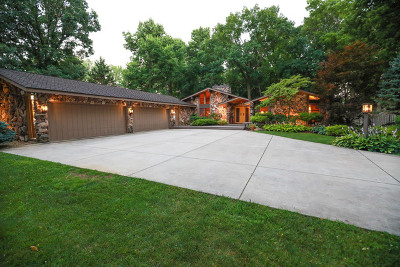 Shorewood Single Family Home For Sale: 24437 West Mound Road