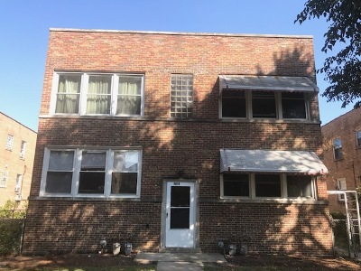 Skokie Multi Family Home For Sale: 9019 Lamon Avenue