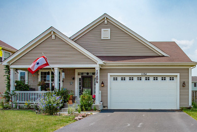 Single Family Home For Sale: 1164 Clearwater Drive