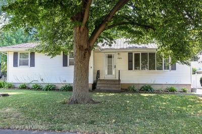 Joliet, Shorewood Rental For Rent: 1366 Timberline Drive