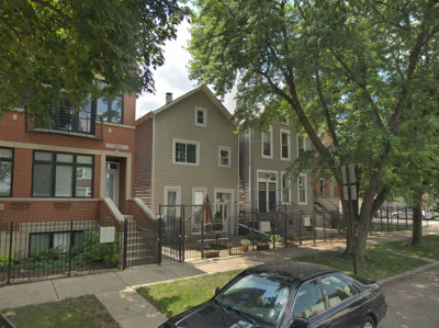 Multi Family Home For Sale: 2455 West Cortland Street
