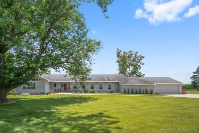 Dekalb Single Family Home For Sale: 11190 Keslinger Road