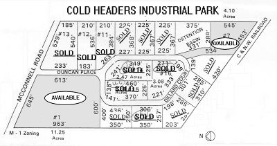 Woodstock Residential Lots & Land For Sale: Lot 1 McConnell Road